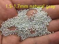 AAA 2.2-2.3mm lavender round seed freshwater pearls,10pcs,custom drill hole