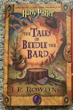 HARRY POTTER ~ JK ROWLING ~ TALES OF BEEDLE THE BARD AUTO SIGNED