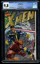 X-Men (1991) #1 Cgc Nm/M 9.8 White Pages Special Collector's Edition!