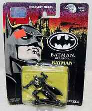 Batman Returns 1991 Batman Die Cast Metal Figure NIP ERTL