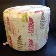 "BEANBAG POUFFE FRYETTS ""LUPIN"" FABRIC - HAND CRAFTED"