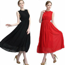 Unbranded Chiffon Cocktail Sundresses for Women