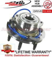 Wheel Bearing and Hub Assembly Lifetime 515036 fits 6 LUG 99 - 13 Chevy GMC 4x4