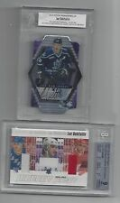 LUC ROBITAILLE ULTIMATE MEMORABILIA AUTOGRAPH AND TRIPLE JERSEY CARDS