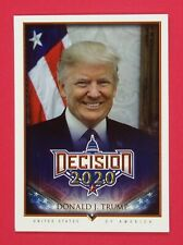 2020 Decision 2020 Base Cards & SSP #341~507 - Complete Your Set - You Pick