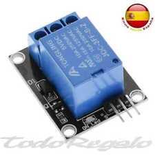 Modulo Rele 5V 10A de 1 Canal para Arduino placa PIC aislado channels 1 Rele