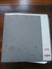 Oem Factory Case 580k Construction King Loader Backhoe Parts Catalog Manual