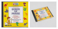 Cedarmont Kids - Songs of Praise - 15 Classic Christian Songs for Kids CD