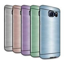 Housses et coques anti-chocs bleus brillants Samsung Galaxy S6 edge pour téléphone mobile et assistant personnel (PDA)