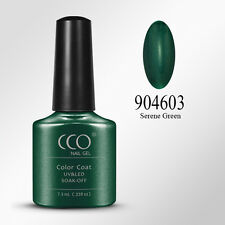 CCO GEL NAIL POLISH UV LED SOAK OFF PROFESSIONAL 904603 SERENE GREEN