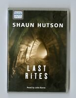 Last Rites: by Shaun Hutson: MP3CD Audiobook