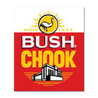 Export Bush Can Sticker Beer Western Australia Perth Emu Frothies 7797NM