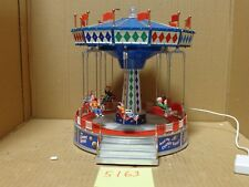 Lemax Village Collection The Cosmic Swing 94956 As-Is 5163