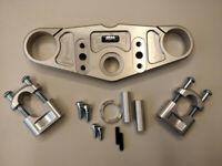 R22 ABM Superbike Lenker-Kit BMW R 1150 RS 00-05silber