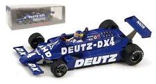 Spark S1886 Tyrrell 010 #4 South Africa GP 1981 - Desiré Wilson 1/43 Scale