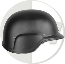 AIRSOFT M88 SWAT TACTICAL MILITARY HELMET BLACK PAINTBALL POLICE UK