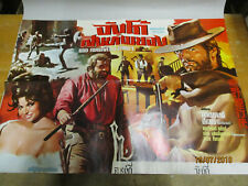 God Forgives i don't  Tai Poster etwa A2  bud spencer terrence Hill