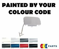 MERCEDES MB C W204 AMG FRONT TOW HOOK EYE COVER PAINTED BY YOUR COLOUR CODE
