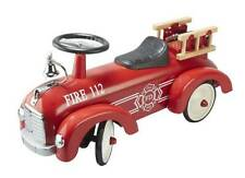 Speedster Red Fire Engine Ride On Toy (Big Toys) - Fire Department Truck