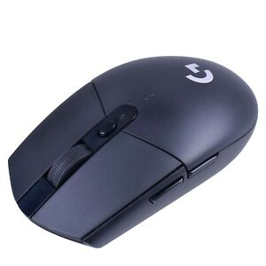 New Logitech G304 / G305 LIGHTSPEED Wireless Gaming Mouse 6-Botton White&Black