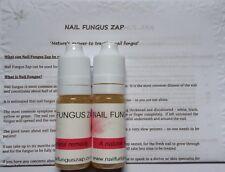 Anti Hongos Tratamiento de Uñas Nail hongo Zap natural del Dedo del Pie Uña Hongos infección UK