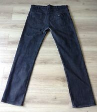 ARMANI JEANS J21 STRETCH SIZE 34 X 34 SOME WEAR SEE DESCRIPTION