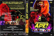 Psycho Ape! Dvd Kansas Bowling Bill Weeden