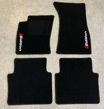 Velours Fußmatten dunkelgrau für AUDI A8 D2 94-02