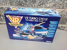 VR TROOPER SABAN'S TURBO SIDE-CAR TURBO-CYCLE #NRFB