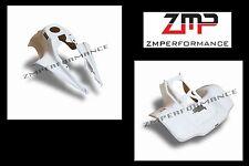NEW SUZUKI LT250R PLASTIC WHITE RACE FRONT AND REAR FENDER SET PLASTICS LT 250R
