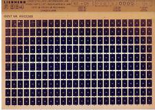 Liebherr R 984_1987_Ersatzteilliste_Unterwagen_Katalog_Liste_Microfich_Fich