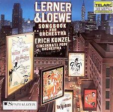 Lerner & Loewe: Songbook for Orchestra (CD, Jan-1994, Telarc Distribution)