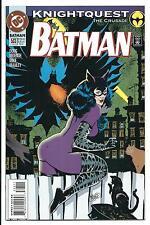 BATMAN # 503 (KNIGHTQUEST, THE CRUSADE, JAN 1994), NM