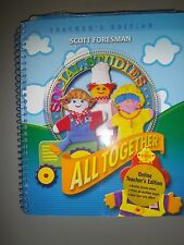 Scott Foresman Social Studies,All Together,Gr 1,Teacher's Ed. 2005 9780328081615