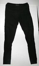 BENJAMIN JAY WOMENS SWEAT PANTS. SIZE S. BLACK