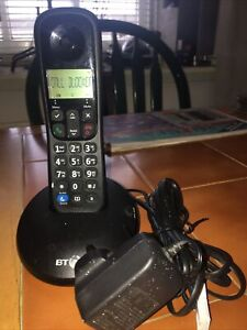 BT Everyday Single Digital Cordless telephone 090661