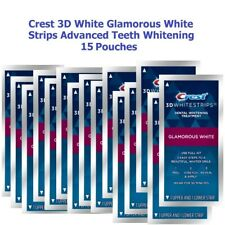 Crest 3D Glamorous Teeth Whitening Strips - 28 Count