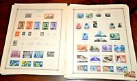 CatalinaStamps:  Worldwide Stamp Collection on Pages, 1272 Stamps, Lot #S3