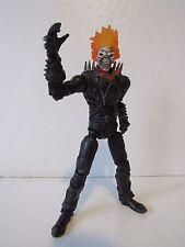 "Marvel Legends Ghostrider Movie Light Up Fire Blast Ghost Rider 6"" Action Figure"