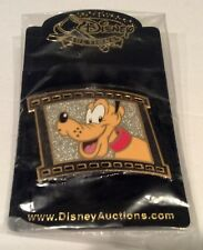 Disney Auctions 2002 Film Reel Series Pluto LE 100 SOLD OUT NOC Pin