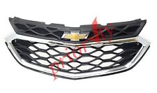 84384740 OEM Front Grille Mosaic Black 2018-2020 Chevrolet Equinox