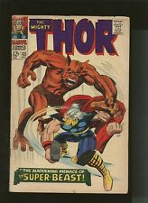Thor 135 VG 4.0 * 1 Book Lot * Marvel,Two Stories by Stan Lee & Jack Kirby!