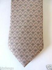 NEW TAG 100% Authentic GUCCI GG Silk Men's  Tie .$190 Retail -Gift bag