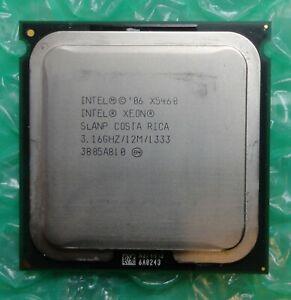 Intel Xeon X5460 SLANP 3.167GHz 12M 1333 Socket 771 Quad Core Processor / CPU