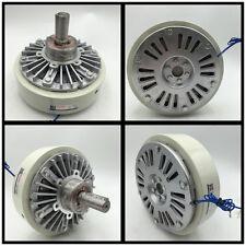 Magnetic Powder Brake 25NM DC24V 1800RPM Center Distance 78mm Single Shaft 20mm
