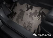 GENUINE OEM ARMY CAMO LHD SPORT FLOOR MAT CARPET FOR HONDA CRV 2012-2016