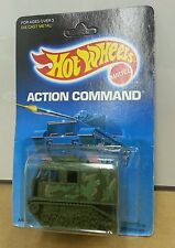 HOT WHEELS ACTION COMMAND ASSAULT CRAWLER no.3338 Made in 1988