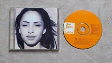 "CD AUDIO MUSIQUE / SADE ""THE BEST OF SADE"" 16T CD COMPILATION 1994 SYNTH-POP"
