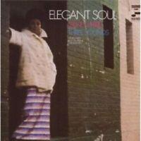 THE THREE SOUNDS - ELEGANT SOUL  CD 9 TRACKS ACID / DANCEFLOOR JAZZ NEU