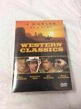 Western Classics - 4 Movies  (2 DVD's)